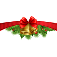 Christmas Bell Free Png Image PNG Image