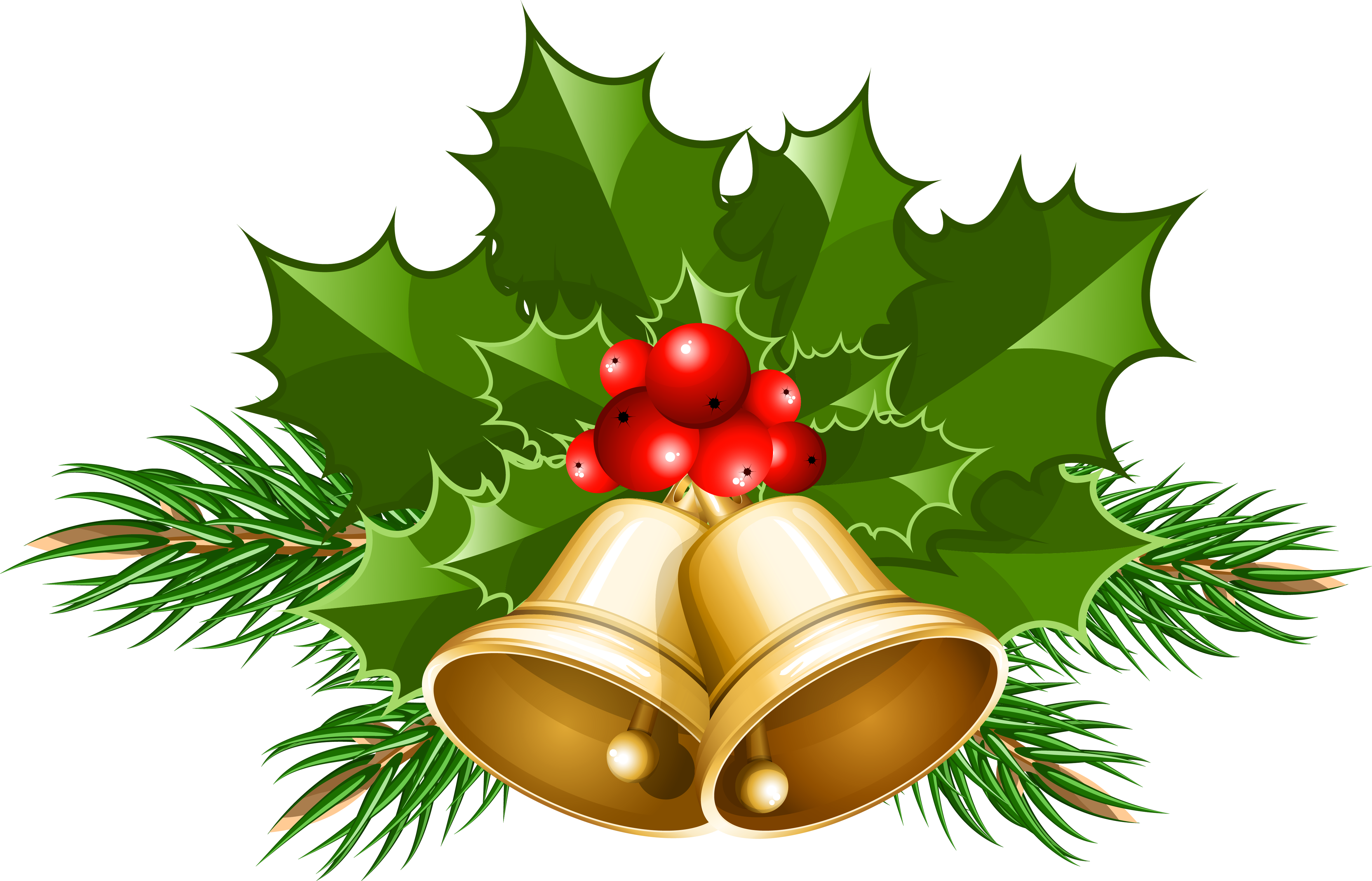 Christmas Bell Png Hd PNG Image