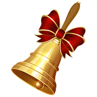 Christmas Bell Png Pic PNG Image