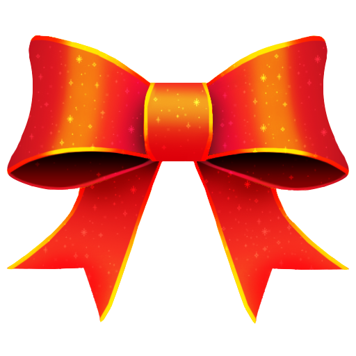 Christmas Ribbon Download Png PNG Image