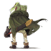 Chrono Trigger Clipart PNG Image