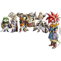 Chrono Trigger Picture PNG Image