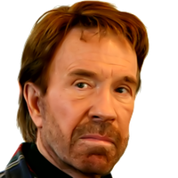 Chuck Norris Free Download PNG Image