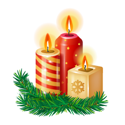 Church Candles Transparent PNG Image