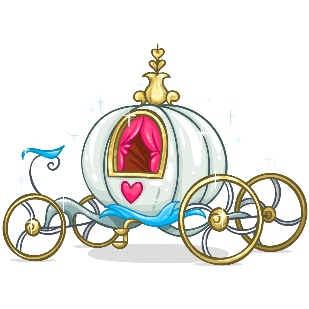 Cinderella Carriage Png PNG Image