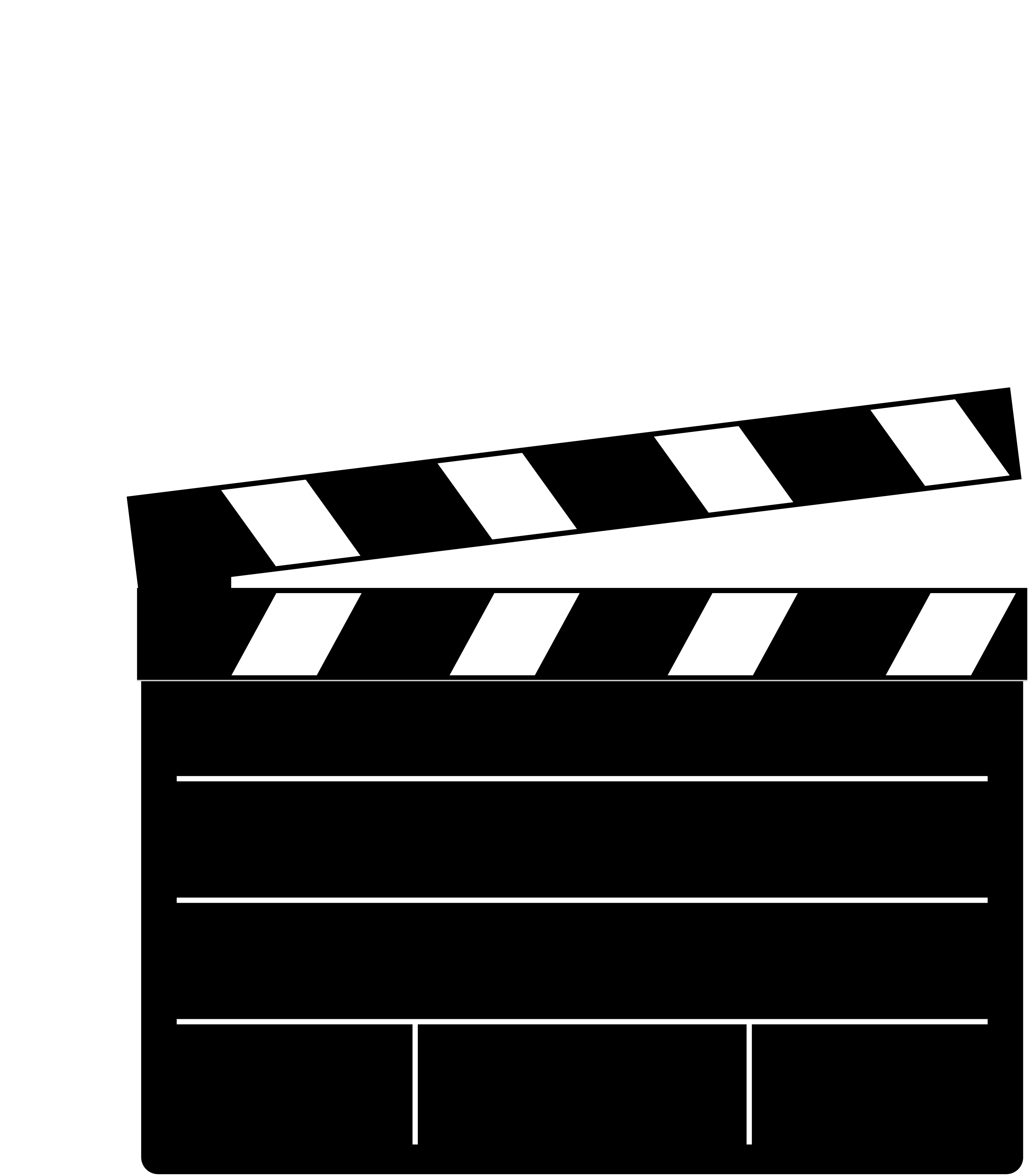 Clapperboard Free Png Image PNG Image