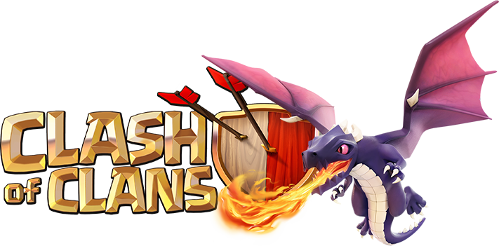 Clash Of Clans Logo Png PNG Image