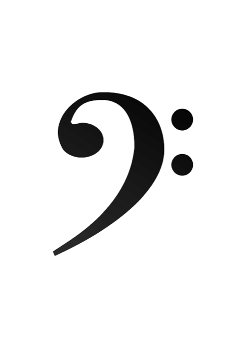 Clef Note Transparent PNG Image