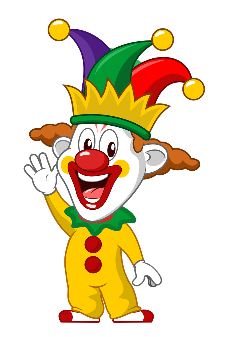 Clown Transparent PNG Image