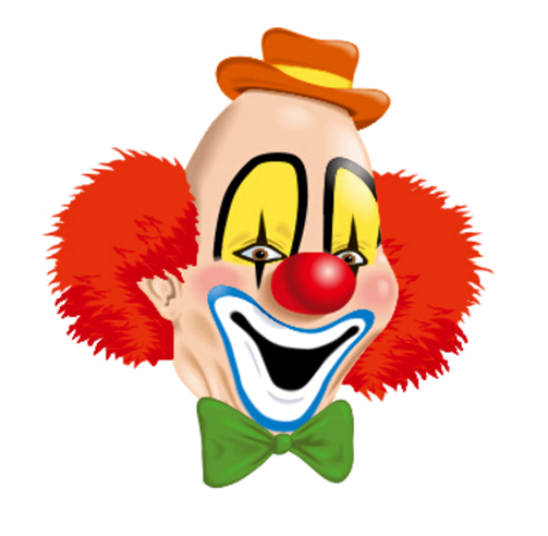 Clown File PNG Image