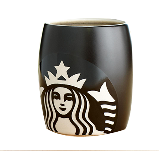 Coffee Cup Tea Mug Black Starbucks PNG Image