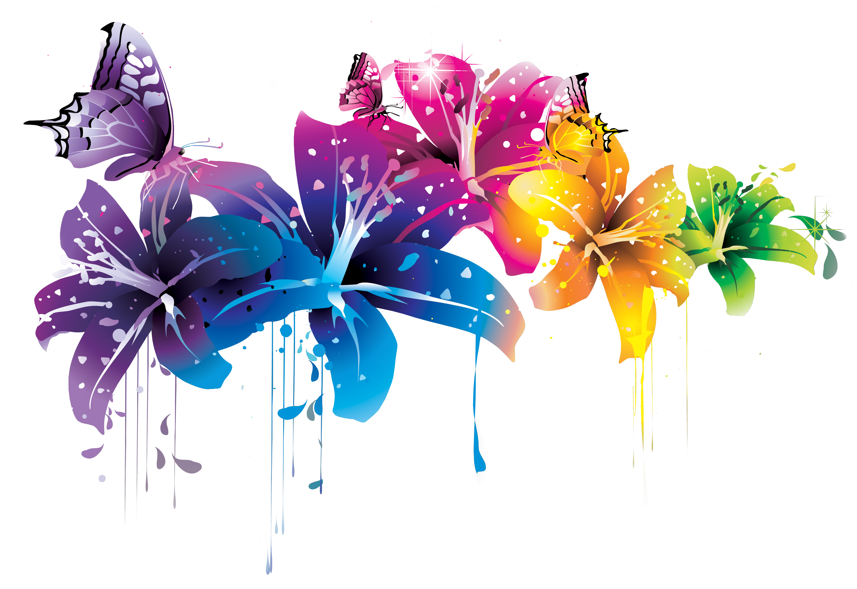 Colorful File PNG Image