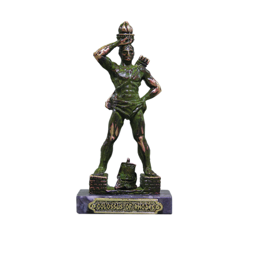Colossus Of Rhodes File PNG Image