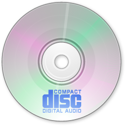 Compact Disk Picture PNG Image