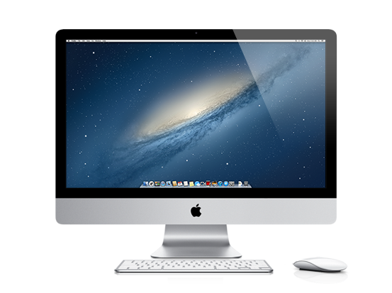 Apple Computer Photos PNG Image