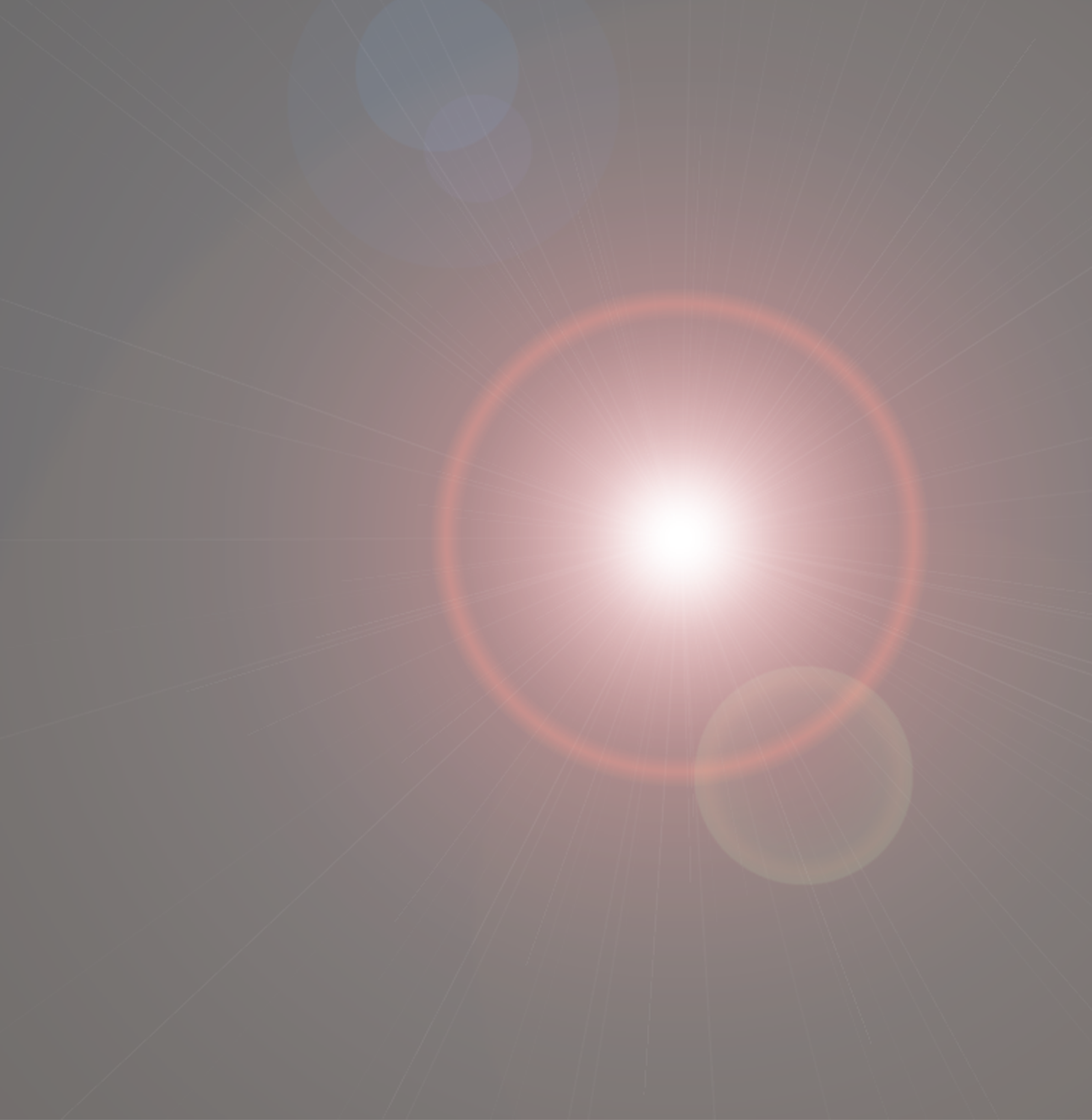 Pattern Effect Sunlight Creative Computer Circle Halo PNG Image