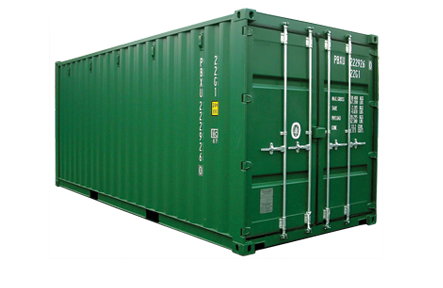 Container PNG Image