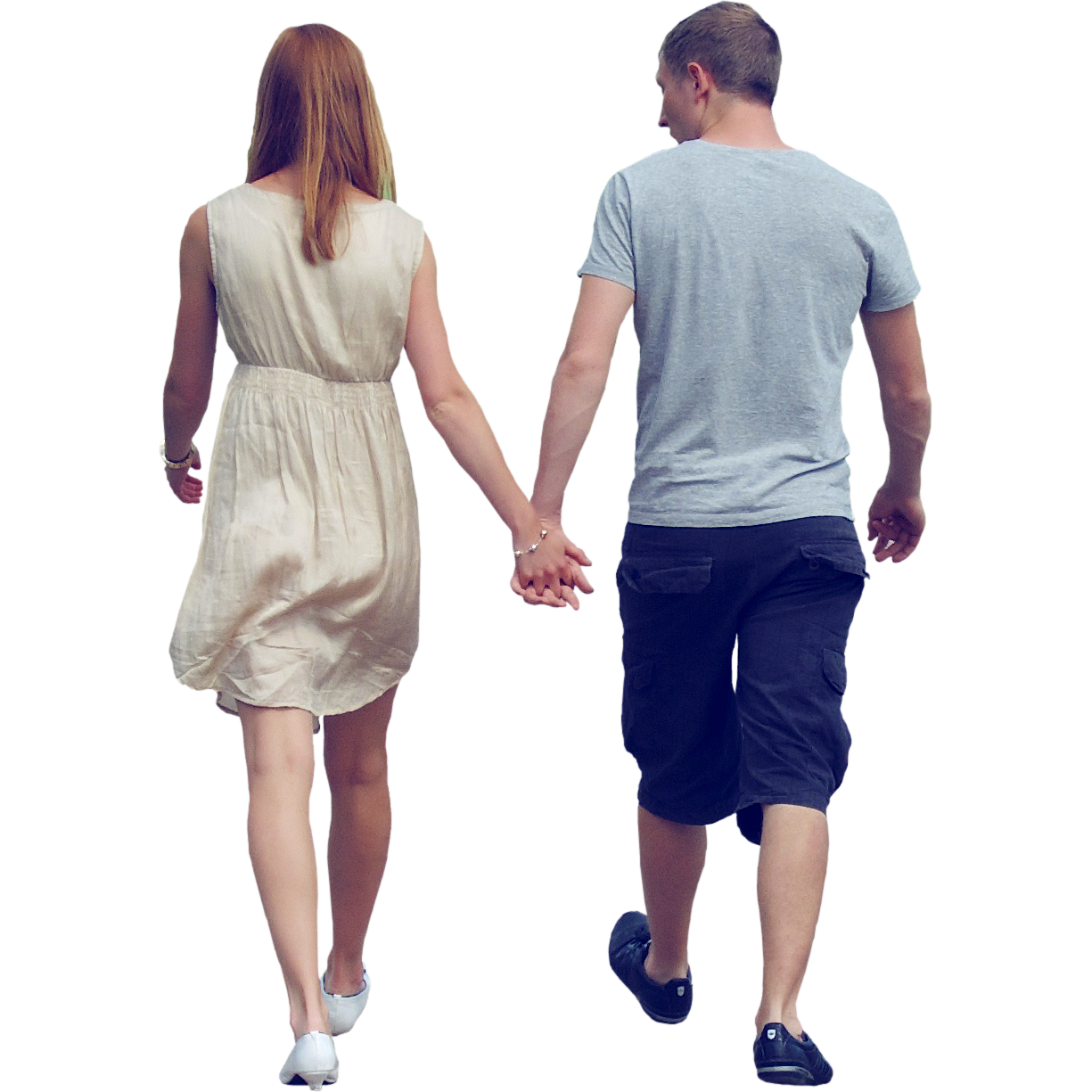 Couple Transparent PNG Image