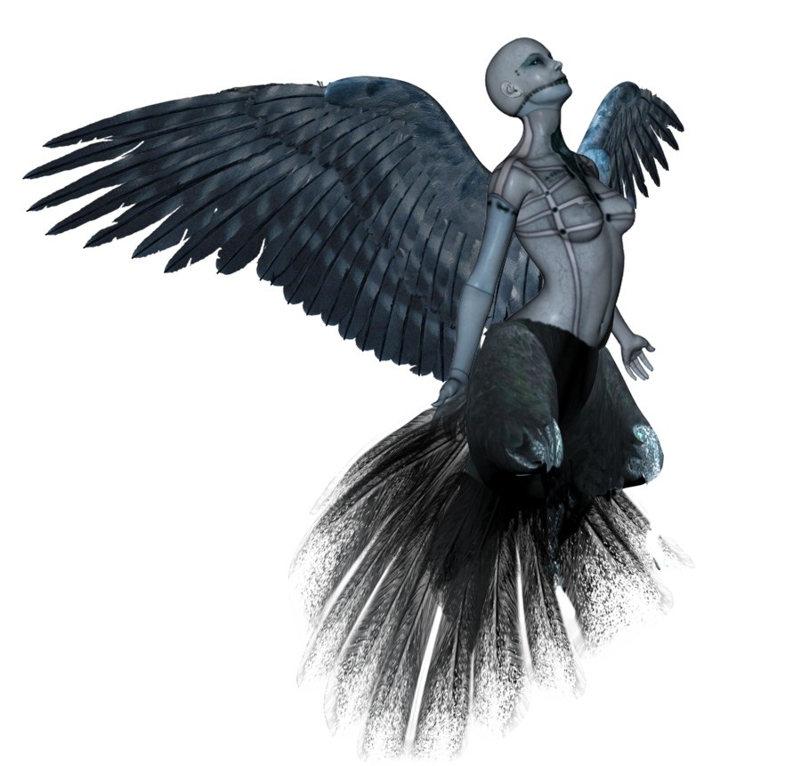 Creature Transparent PNG Image
