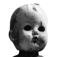 Creepy Transparent Background PNG Image