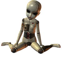 Creepy Transparent Image PNG Image