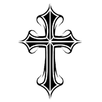 Cross Tattoos Png Image PNG Image
