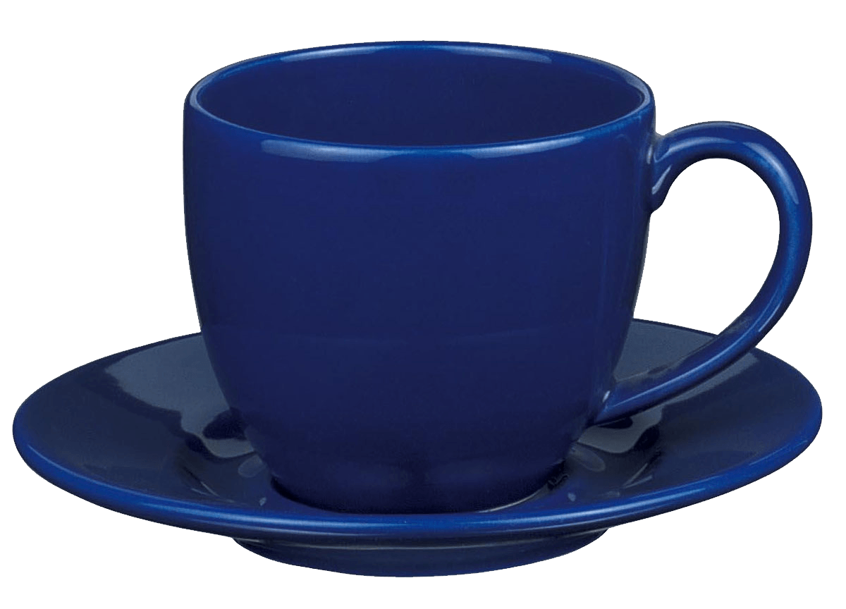 Blue Tea Cup Png Image PNG Image