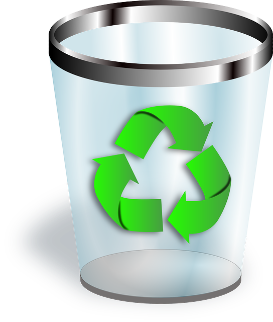 Bin Symbol Recycling Baskets Paper Rubbish Recycle PNG Image