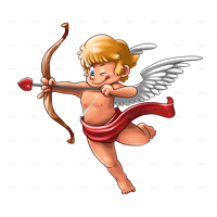 Cupid Transparent Image PNG Image