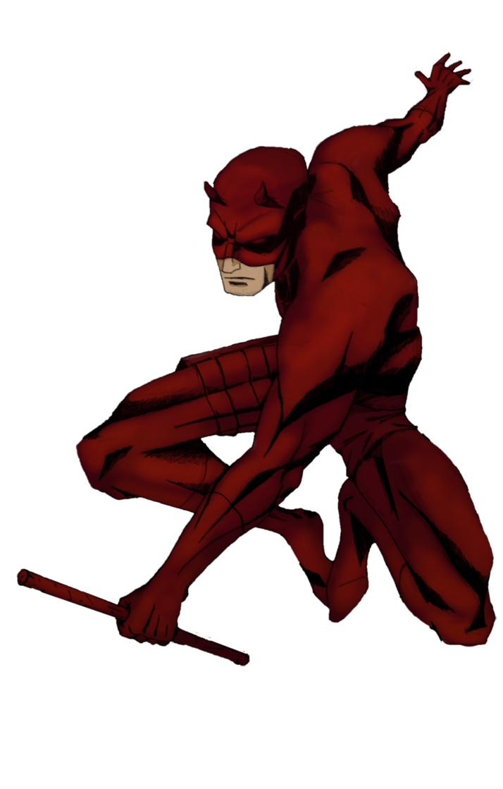 Daredevil Clipart PNG Image