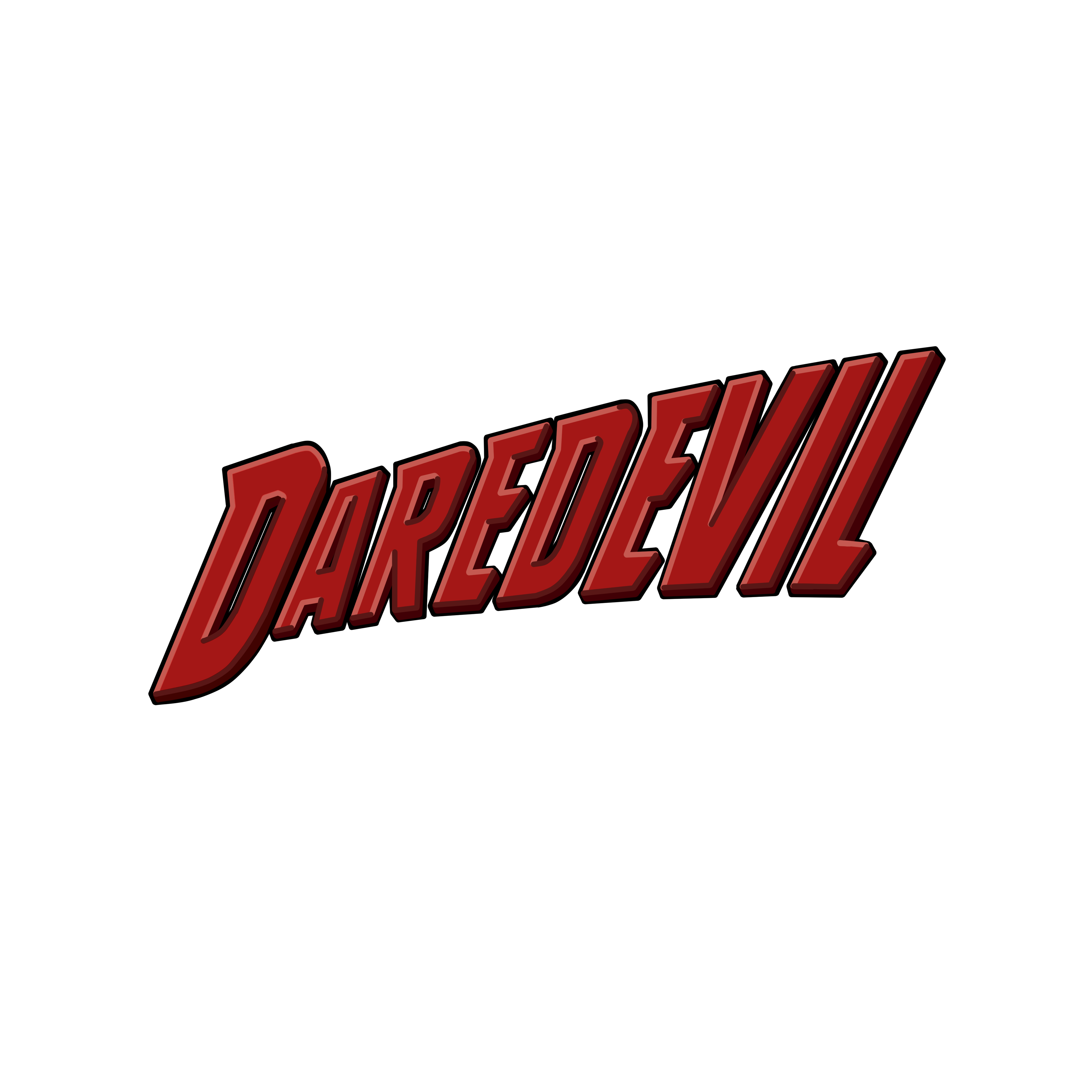 Daredevil Transparent Background PNG Image