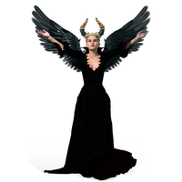 Dark Angel High-Quality Png PNG Image