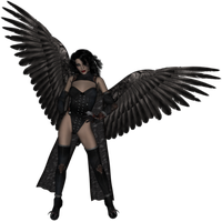 Dark Angel Png File PNG Image