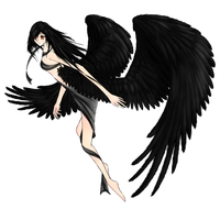 Dark Angel Free Download Png PNG Image