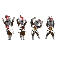 Dark Souls Solaire Hd PNG Image