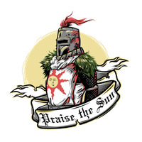 Dark Souls Solaire Clipart PNG Image