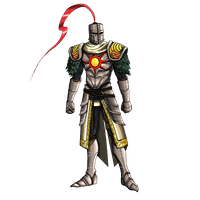 Dark Souls Solaire PNG Image