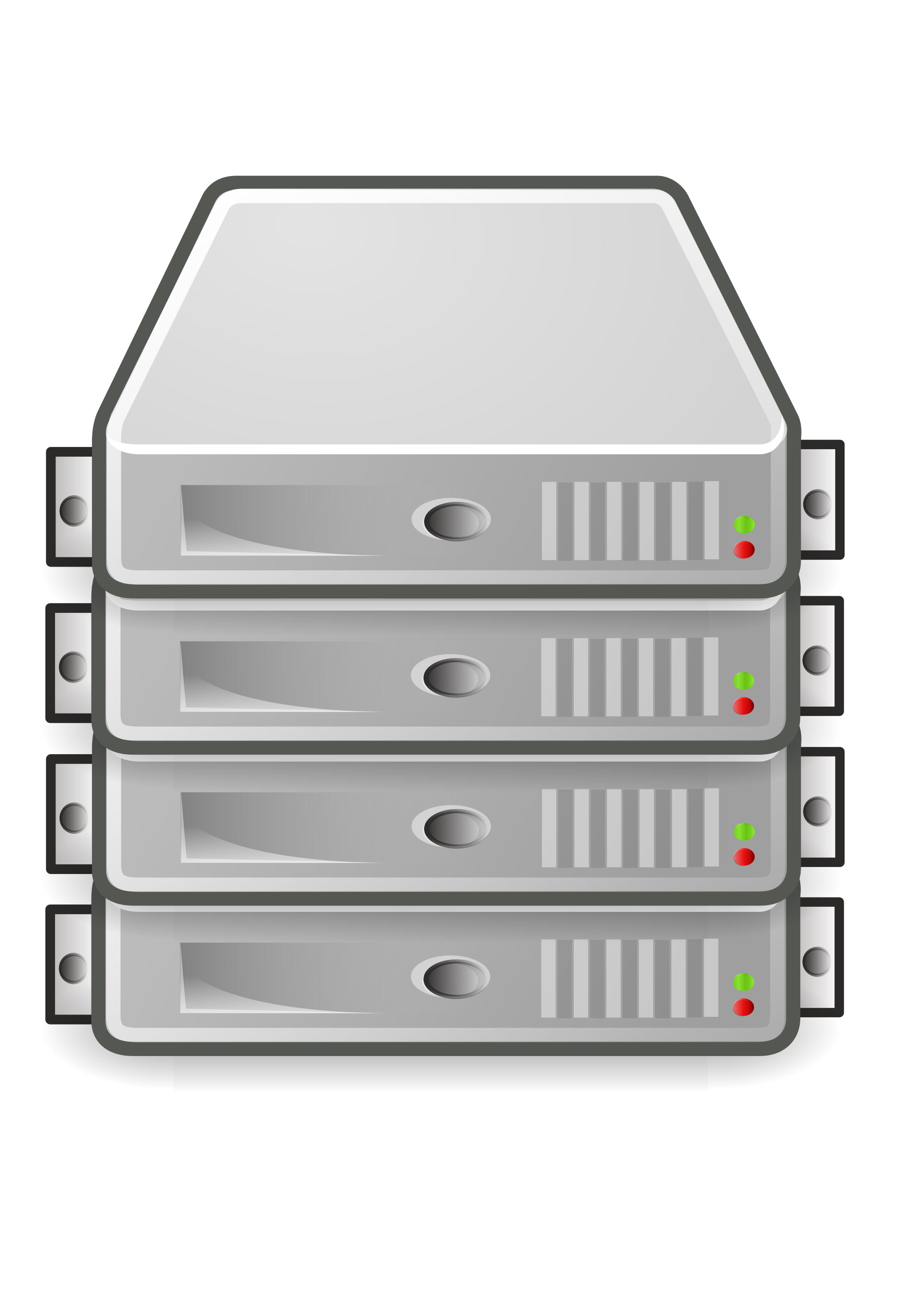 Database Icons Virtual Servers Computer Private Server PNG Image