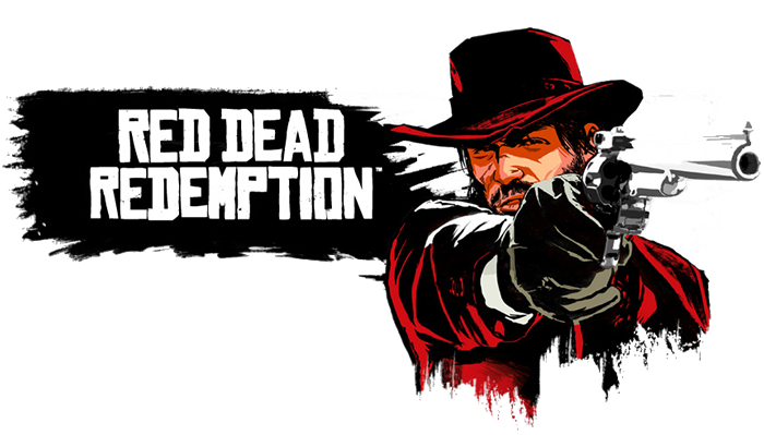 Undead Redemption Nightmare Revolver Dead Logo Brand PNG Image