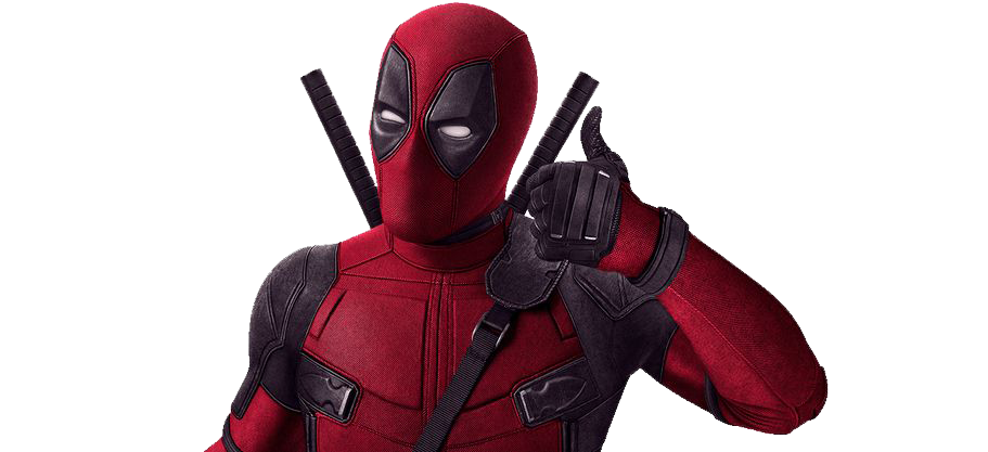 Deadpool Picture PNG Image
