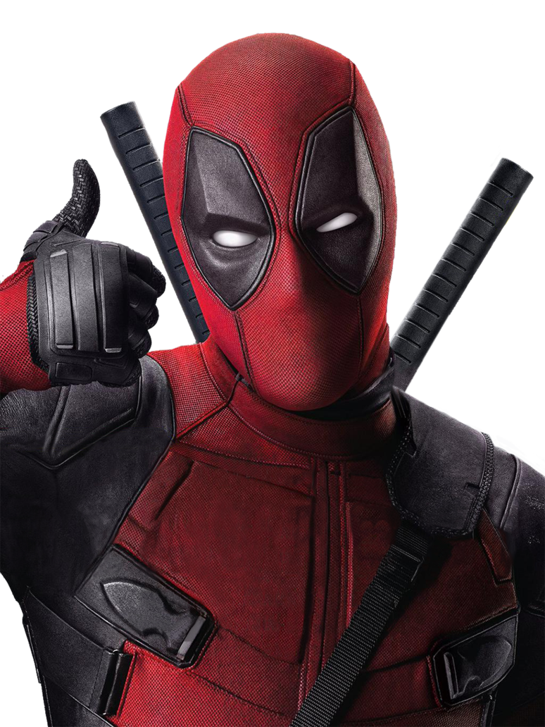 Deadpool PNG Image