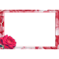 Love Photo Frame Png PNG Image