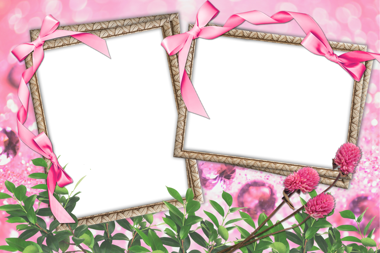 Love Couple Frame Png PNG Image