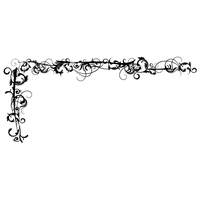 Decorative Border Picture PNG Image