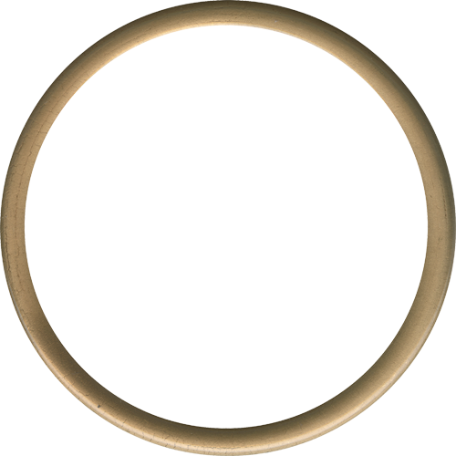 Circle Frame Transparent Image PNG Image