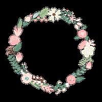 download floral frame transparent hq png image freepngimg floral frame transparent hq png image