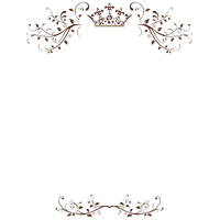 Wedding Invitation Border Photos PNG Image