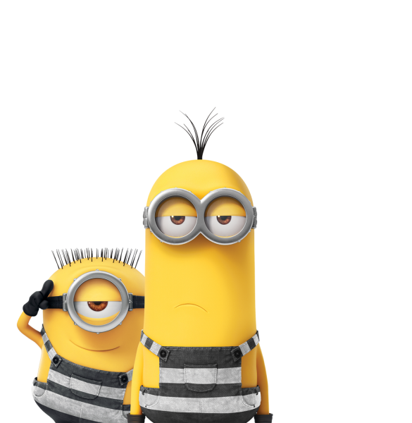 Minion Pictures Universal Yellow Kevin The Minions PNG Image