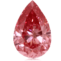 Red Drop Diamond Png Image PNG Image