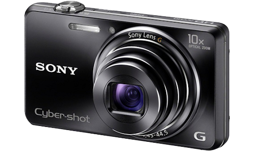 Sony Digital Camera Transparent PNG Image